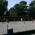 New Nets and Poles at Santis Sand Courts