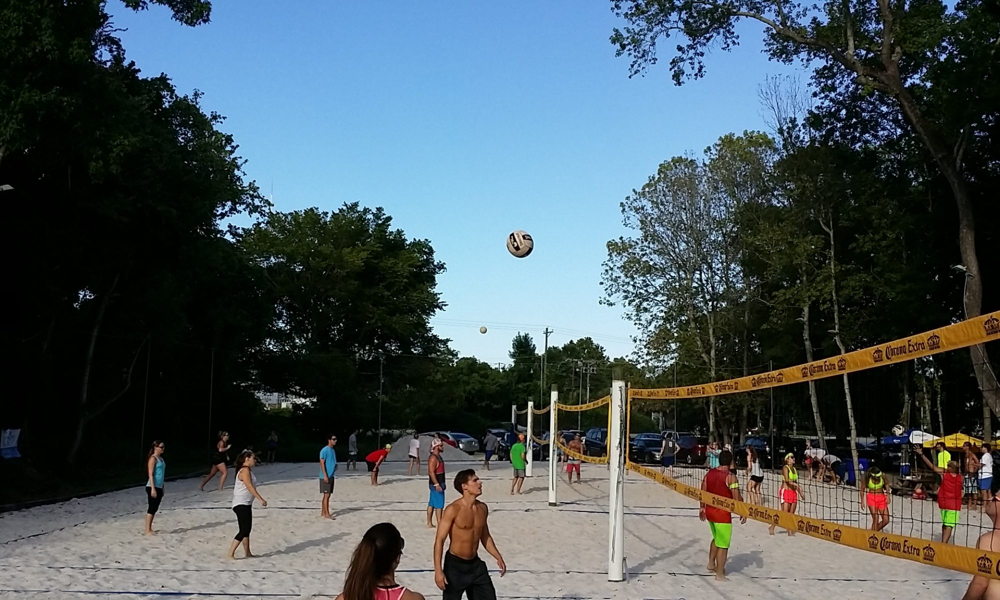 Charleston Beach Volleyball & Social Club
